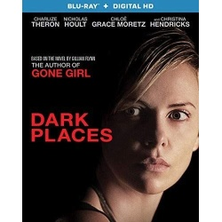 Dark Places Blu-ray Cover