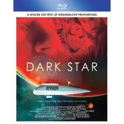 Dark Star Blu-ray Cover