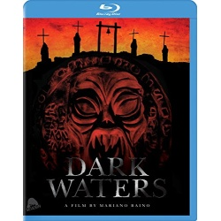 Dark Waters Blu-ray Cover