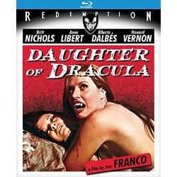 Daughter of Dracula Blu-ray Cover