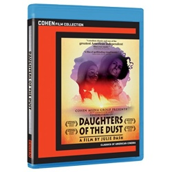 Daughters of the Dust Blu-ray Cover