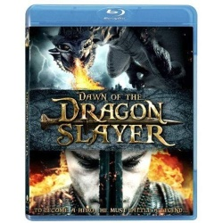 Dawn of the Dragon Slayer Blu-ray Cover