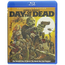 Day of the Dead Blu-ray Cover