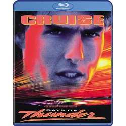 Days of Thunder Blu-ray Cover