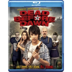 Dead Before Dawn Blu-ray Cover
