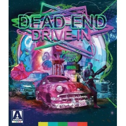 Dead End Drive-In Blu-ray Cover
