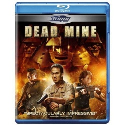 Dead Mine Blu-ray Cover