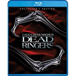 Dead Ringers Blu-ray Cover