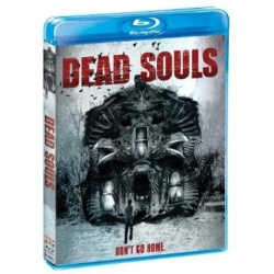 Dead Souls Blu-ray Cover
