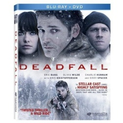 Deadfall Blu-ray Cover