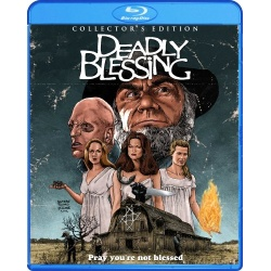 Deadly Blessing Blu-ray Cover