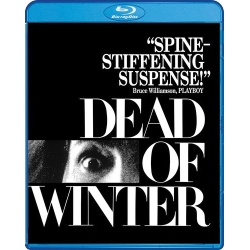 Dead of Winter Blu-ray Cover