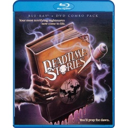 Deadtime Stories Blu-ray Cover