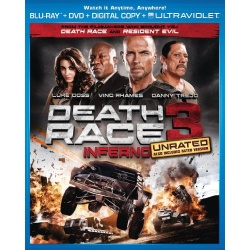 Death Race 3: Inferno Blu-ray Cover