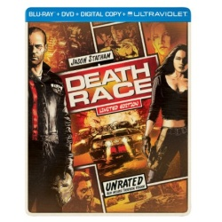 Death Race Blu-ray Cover