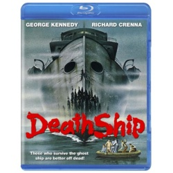 Death Ship Blu-ray Cover