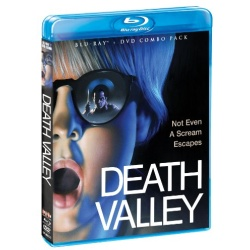 Death Valley Blu-ray Cover