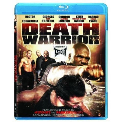 Death Warrior Blu-ray Disc Title Details