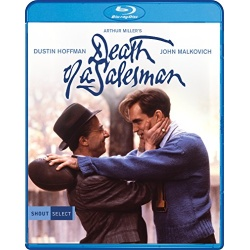 Death of a Salesman Blu-ray Cover