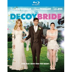 Decoy Bride Blu-ray Cover