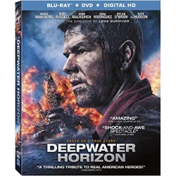 Deepwater Horizon Blu-ray Cover