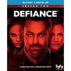 Defiance: Season 2 Blu-ray Cover