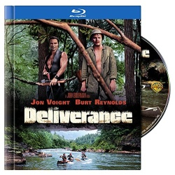 Deliverance Blu-ray Cover