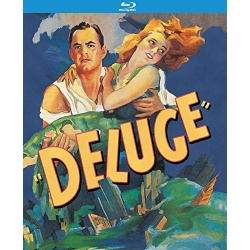 Deluge Blu-ray Cover
