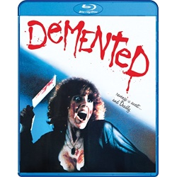 Demented Blu-ray Cover