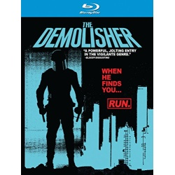 Demolisher Blu-ray Cover