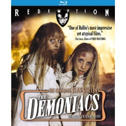 Demoniacs Blu-ray Cover