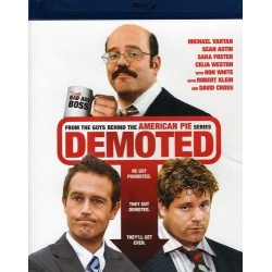 Demoted Blu-ray Cover