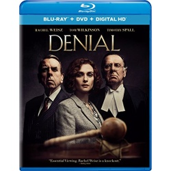 Denial Blu-ray Cover