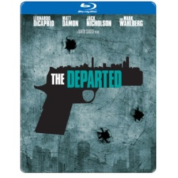 Departed (Steelbook) Blu-ray Cover
