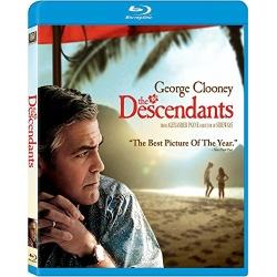Descendants Blu-ray Cover