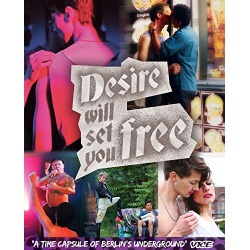 Desire Will Set You Free Blu-ray Cover