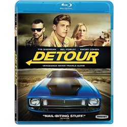 Detour Blu-ray Cover