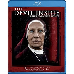 Devil Inside Blu-ray Cover