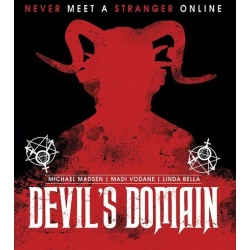 Devil's Domain Blu-ray Cover