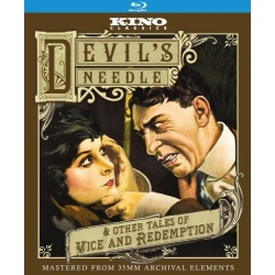 Devil's Needle and Other Tales of Vice and Redemption Blu-ray Cover