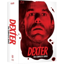 Dexter: The Complete Series Blu-ray Cover