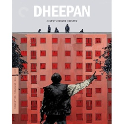 Dheepan Blu-ray Cover