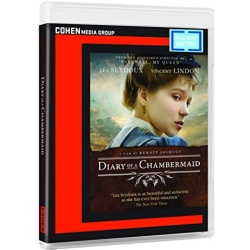 Diary of a Chambermaid Blu-ray Cover