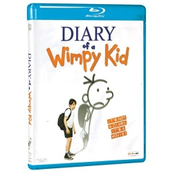 Diary of a Wimpy Kid: Dog Days Blu-ray Cover