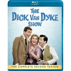 Dick Van Dyke Show: The Complete 2nd Season Blu-ray Cover