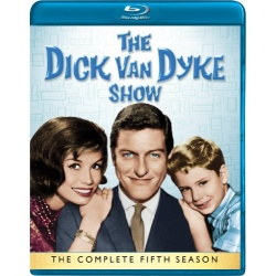 Dick Van Dyke Show: The Complete 5th Season Blu-ray Cover