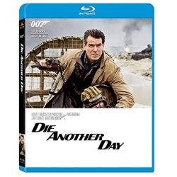 Die Another Day Blu-ray Cover
