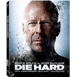 Die Hard: 25th Anniversary Collection Blu-ray Cover