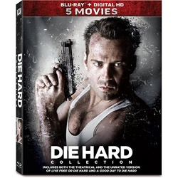 Die Hard Collection Blu-ray Cover