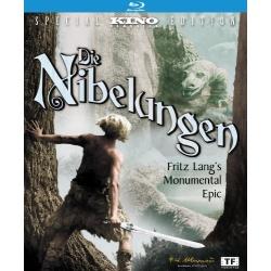 Die Nibelungen Blu-ray Cover